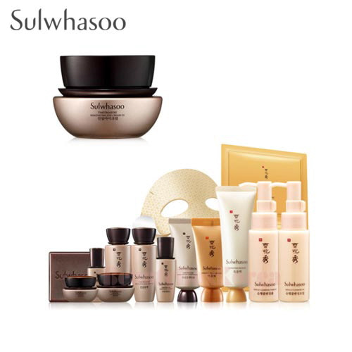 SULWHASOO Timetreasure Renovating Eye Cream EX Set [Monthly Limited -APRIL 2018]